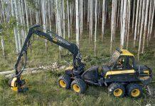 Ponsee cobra harvester