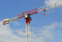 flat top tower crane