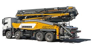 liebherr world of concrete