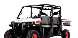 bobcat utility vehicle
