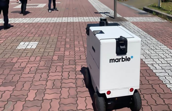 marble robot