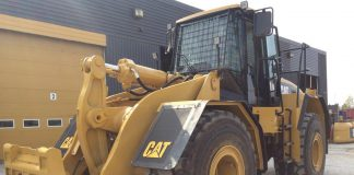 Cat certified rebuild