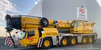 R&D crane