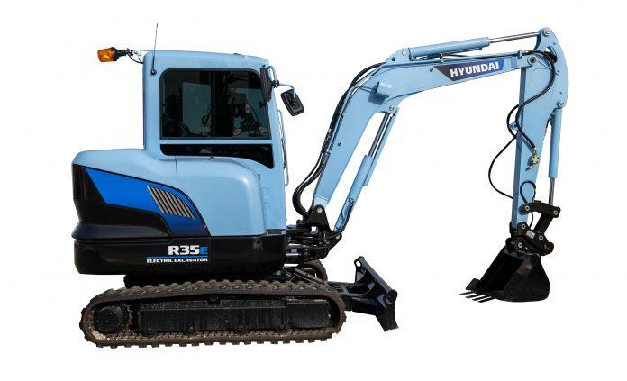 electric excavator