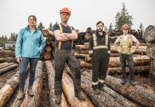 big timber history channel