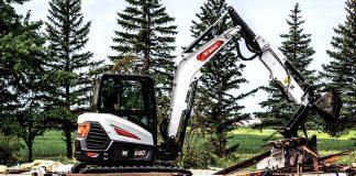 bobcat R2-series copmcat excavator