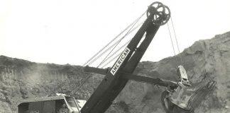 cable shovel
