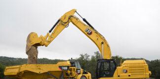Caterpillar 349 excavator