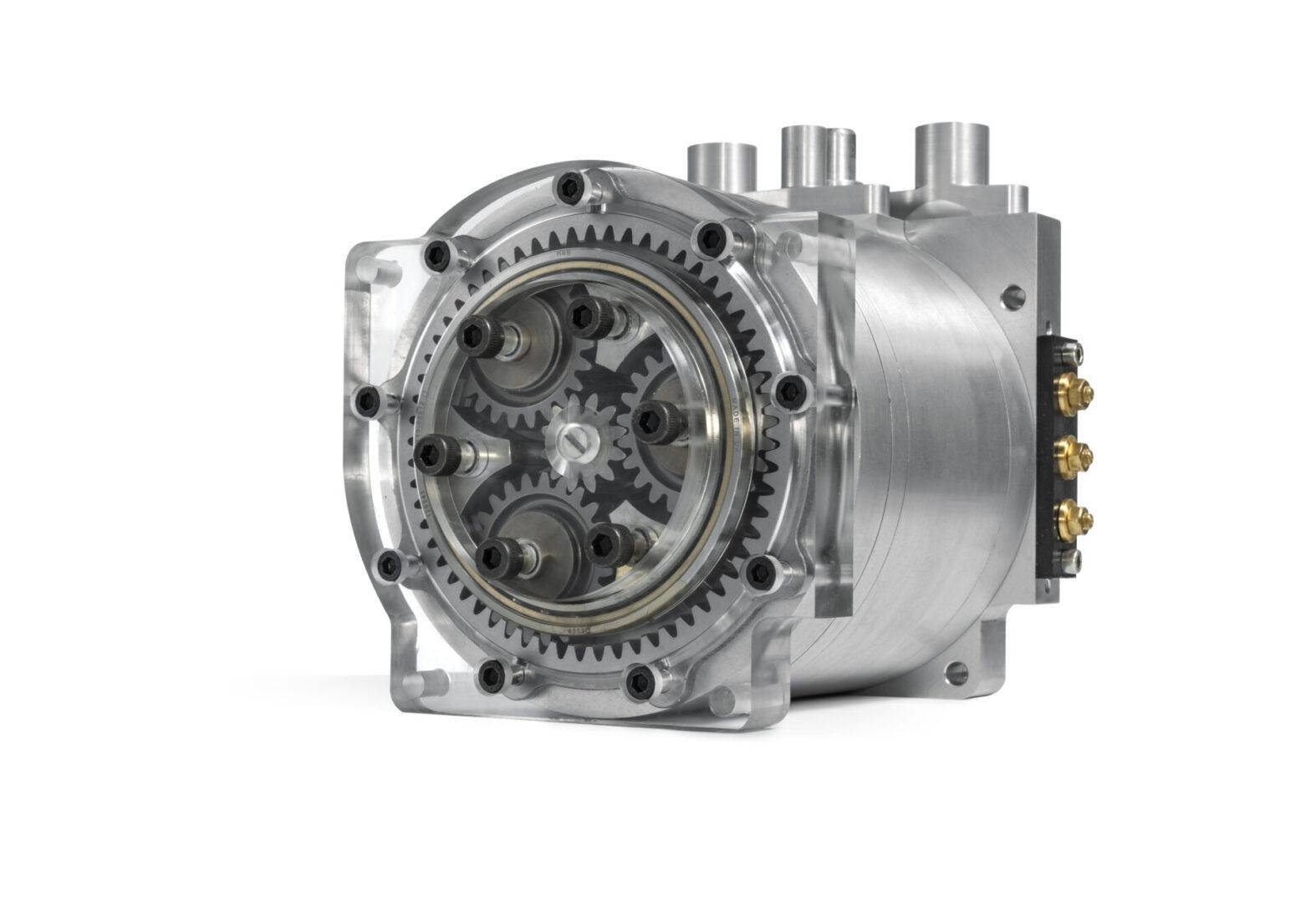 Equipmake lectric motor