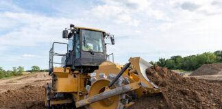 cat soil compactor