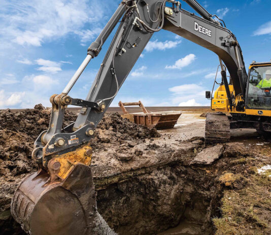 smartgrade excavator
