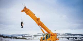 lieberr crawler crane